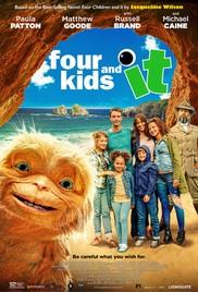 Négy gyerek és az izé